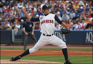 Starting pitcher Virgil Vasquez was 12-5 with a 3.48 ERA in 2007, helping the Hens reach the playoffs.
