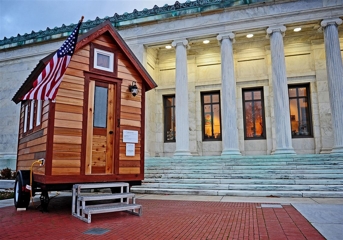 Tumbleweed Tiny House Is Being Auctioned On Ebay The Blade,Rent A Home Away From Home