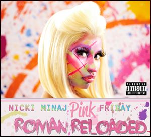'Pink Friday: Roman Reloaded' by Nicki Minaj
