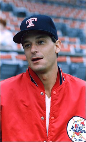 In 1992, Jamie Moyer's career was at crossroads when he arrived in Toledo.