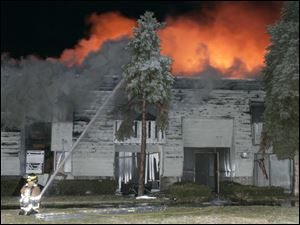 A Feb. 6, 2006, fire at Hidden Cedars injured two people, destroyed a 16-unit building, and damaged another at the complex.