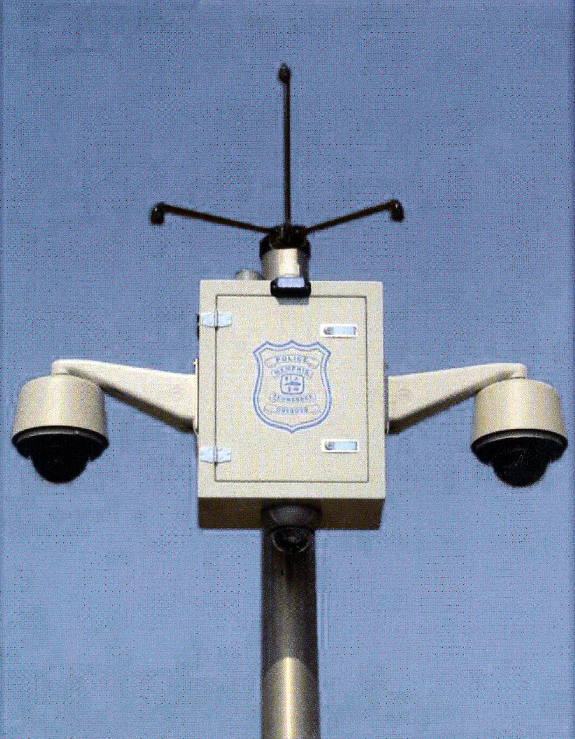 Company: Locals to work on police camera project