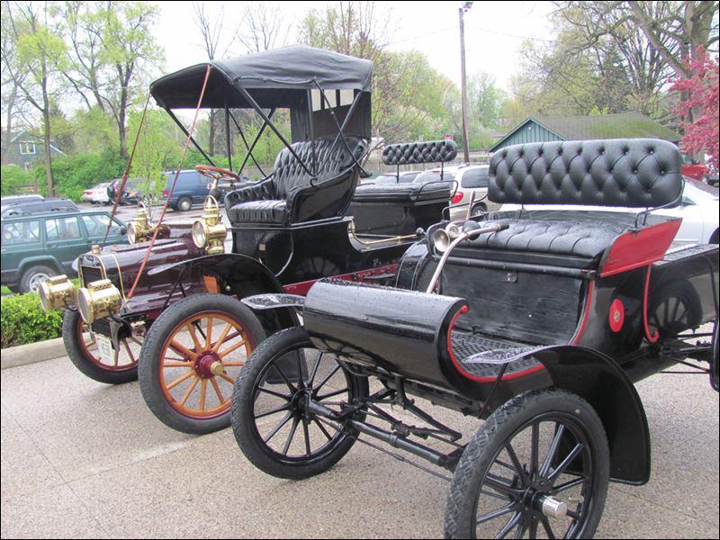 - Titanic-Tea-classic-cars