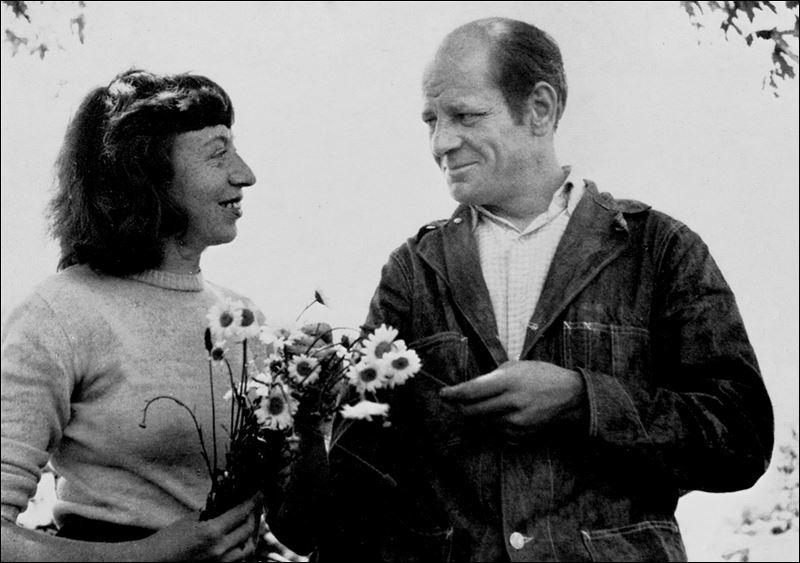 lee krasner and jackson pollock relationship
