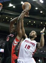 Raptors-Pistons-Basketball-Solomon-Alabi-Greg-Monroe