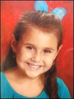 Tucson police are searching for Isabel Mercedes Celis, 6, who went missing from her home on the city's east side.