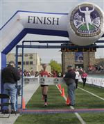 Jessica-Ordocic-women-Glass-City-marathon-winner