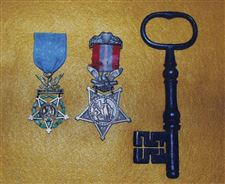 Congressional-Medal-of-Honor-key-to-Confederate-prison