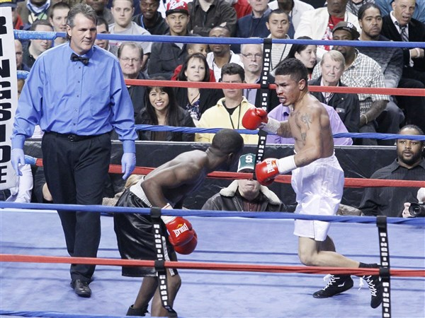 Mckart Retains His Middleweight Title Toledo Blade