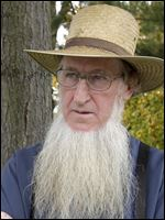 Sam Mullet Sr., the leader of a breakaway Amish group.