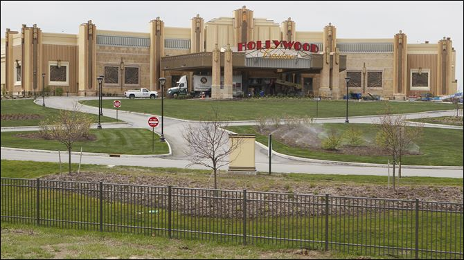 Legislation would allow for poker rooms in Ohio Toledo's Hollywood Casino is scheduled to open May 29. Ohio casinos may have competition if a bill in the General Assembly allowing a card gaming room in the name of charity in every county passes.