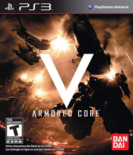 Armored-Core-V