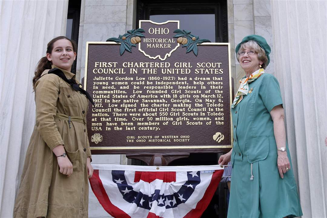 First-chartered-girl-scout-council-in-the-U-S-A