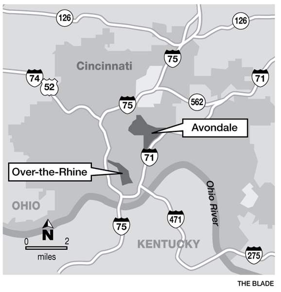Cincinnati-neighborhoods