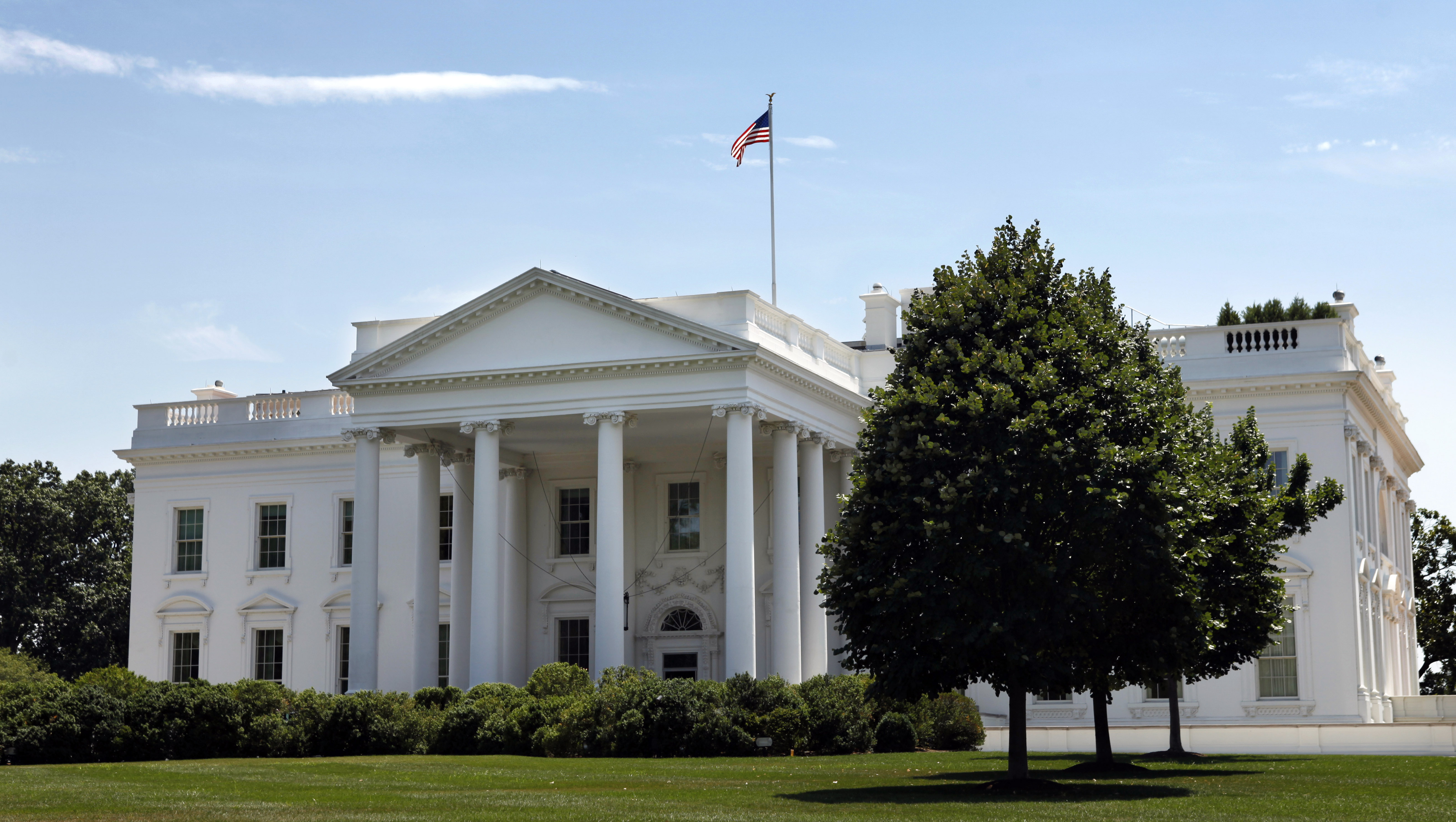 Estimate white house listing price 110m the blade for Sport court cost per square foot