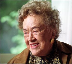 Julia Child in 2001.