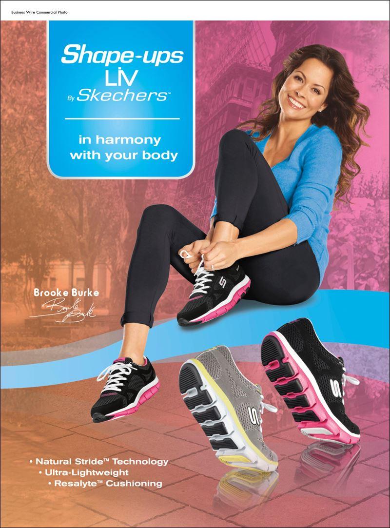 Skechers S Deceptive Tone Up Shoes