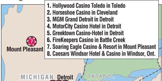 Detroit gambling commission 7 cedar casino