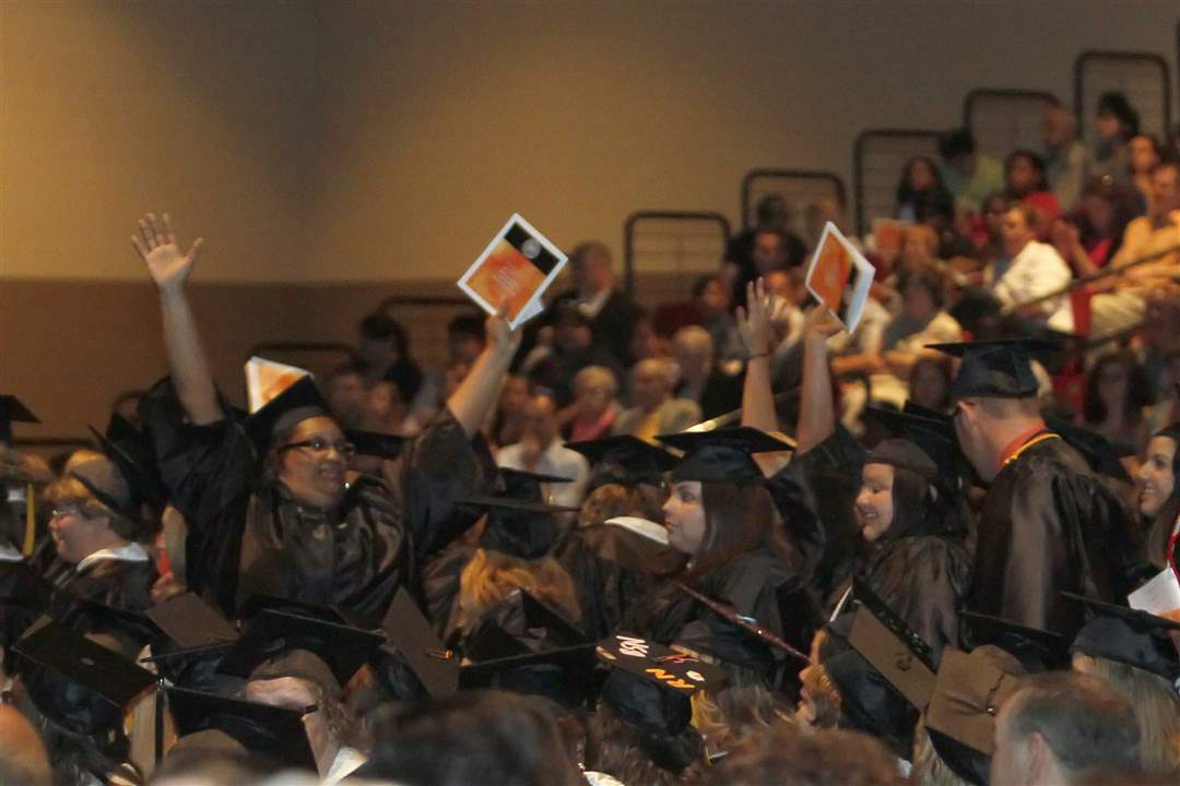 Graduates-celebrate-as-their-degree-is-called