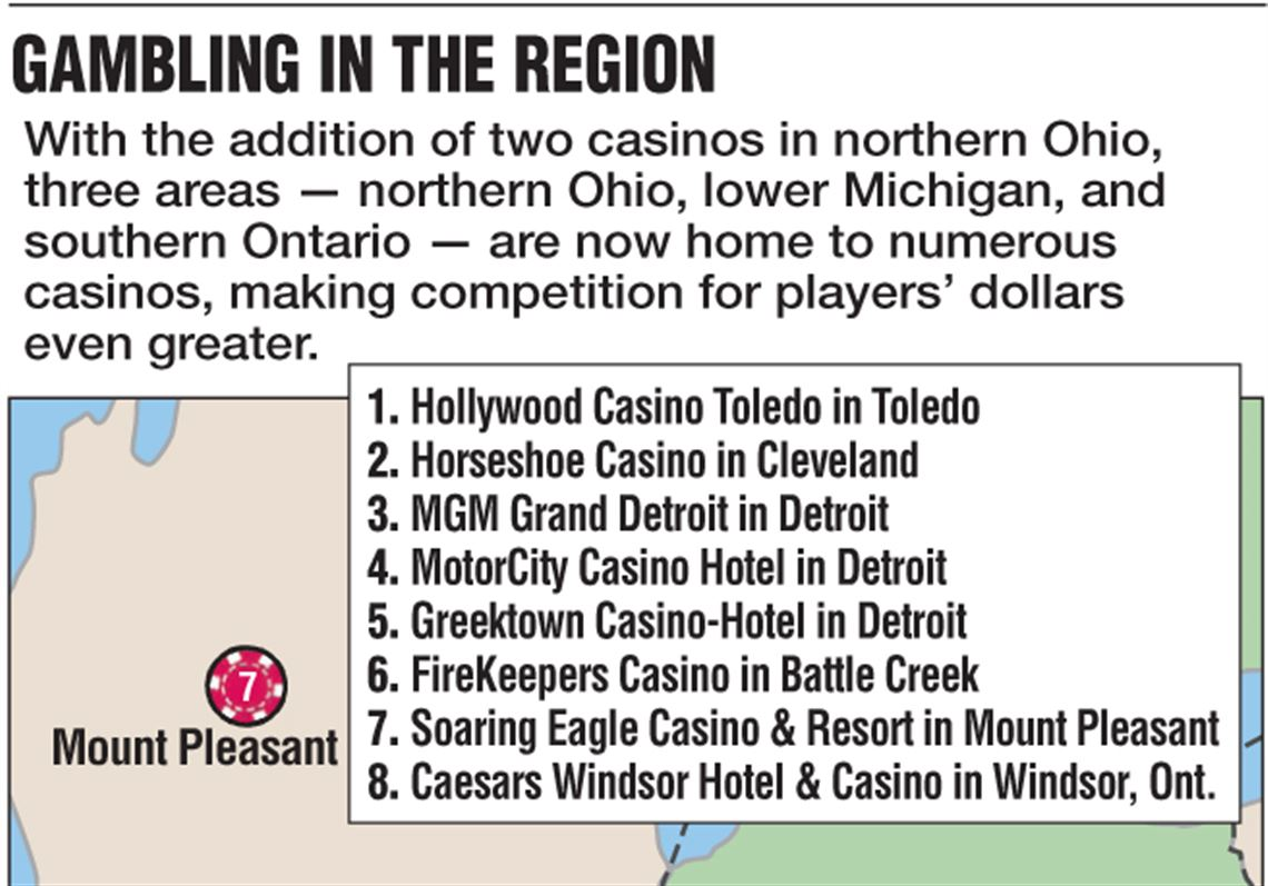 How much will slot machines pay back? | Toledo Blade