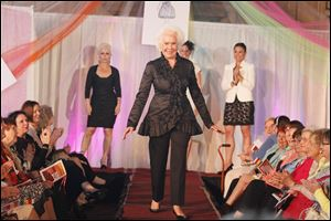 """Project Runway"", the Toledo Opera Guild Seventh Annual Fashion Show."