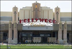 The Hollywood Casino in Toledo is scheduled to open on May 29.