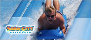 Kings Island's Soak City Water Park