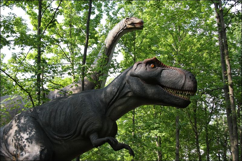 R Dinosaurs Alive Good bets for adults, ...