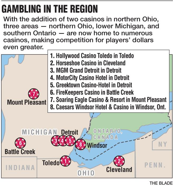 Info on legaliziing gambling in ohio hoyle casino 2009 vista