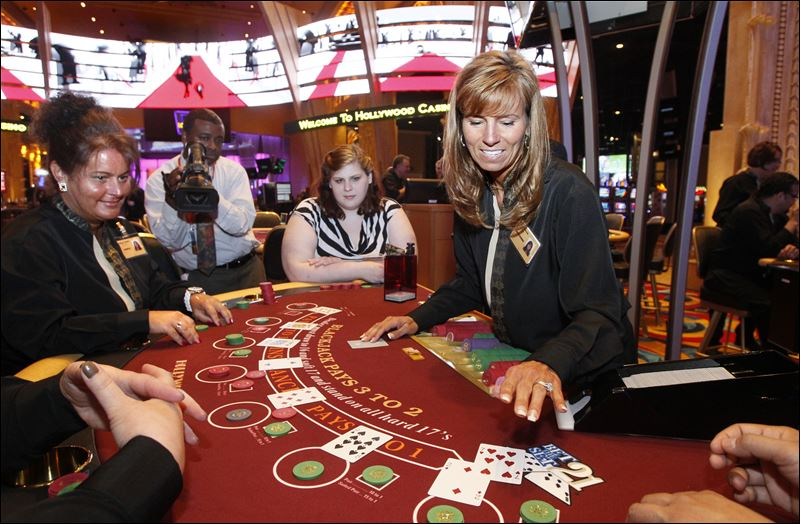 Greektown blackjack minimums