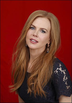 "Actress Nicole Kidman poses for a portrait while promoting the new HBO film ""Hemingway & Gellhorn."""