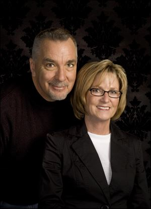 Ed and Debbie McCauley are to leave their 'comfort zone' to work with two small churches about 40 miles north of New Orleans.