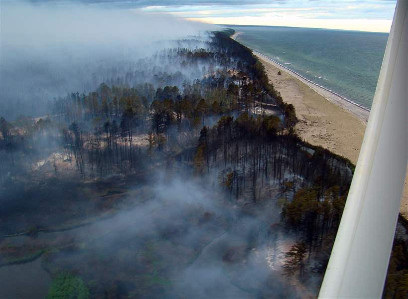 Michigan-Wildfires-1