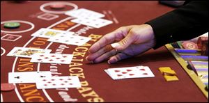 Hollywood Casino Toledo will watch for 'card counters,' gamblers who know how to beat the house.