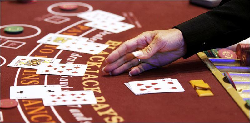 casino shift report
