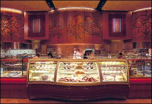 The Epic Buffet at Hollywood Casino Toledo.