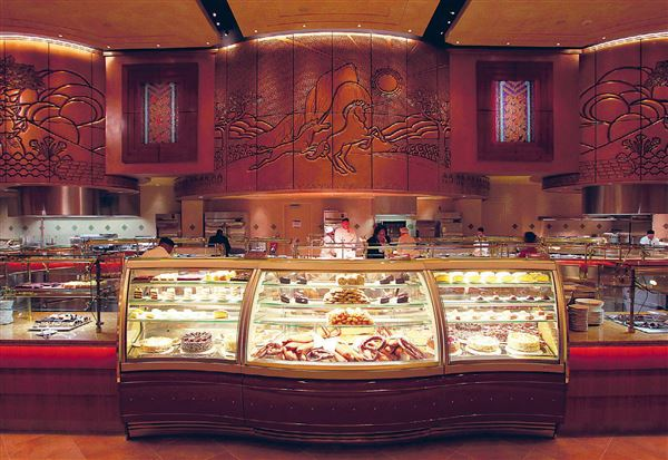 Charming The Epic Buffet At Hollywood Casino Toledo. THE BLADE/ANDY MORRISON Enlarge  ...