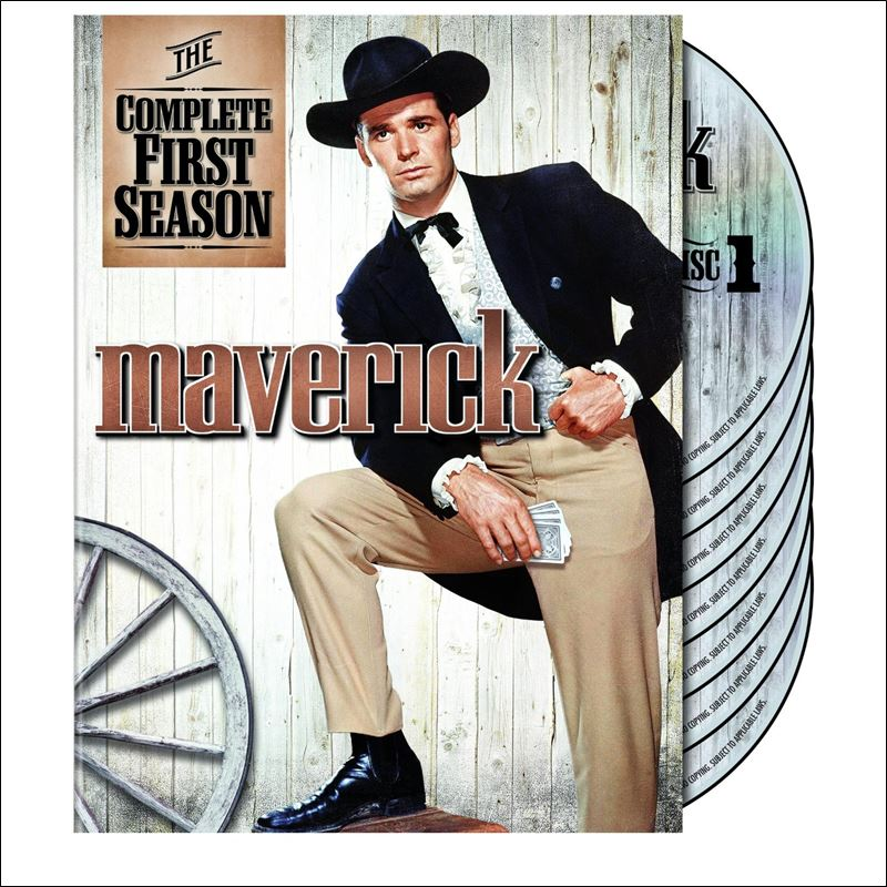 'Maverick' offers an early look into James Garner's later ...