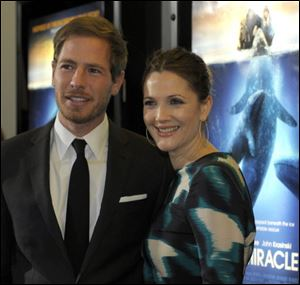 "arrive for the premiere of ""Big Miracle"" in Washington in January"