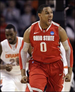 Jared Sullinger won 63 games during his two seasons at Ohio State. Last season, he led the Buckeyes to a spot in the Final Four.