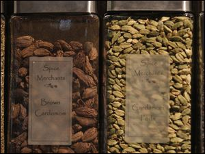 Brown Cardamom is available at the Spice Merchants in Ann Arbor.