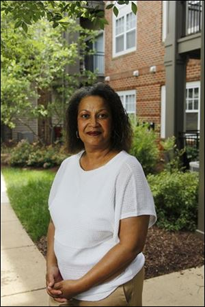 Angela Laws, 58, runs a small business that cleans and maintains commercial buildings and figures that she'll remain uninsured if she can't find an affordable coverage option that fits a monthly budget already crammed with payments of $1,203 for rent $530 toward her car.