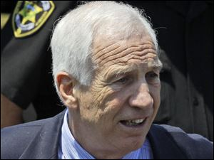 Defense rests in Sandusky trial without him testifying
