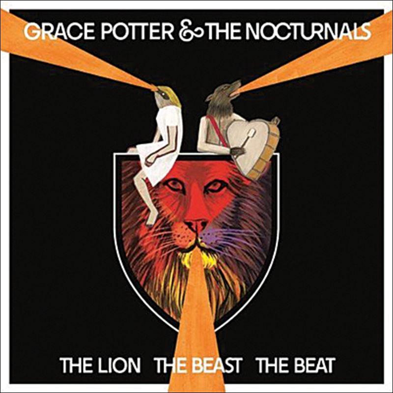 Grace Potter Lion Beast Beat 'the Lion The Beast The Beat'