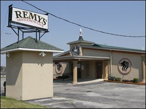 Police responded to a quadruple shooting Remy's Gentleman's Club on Matzinger Road Wednesday.