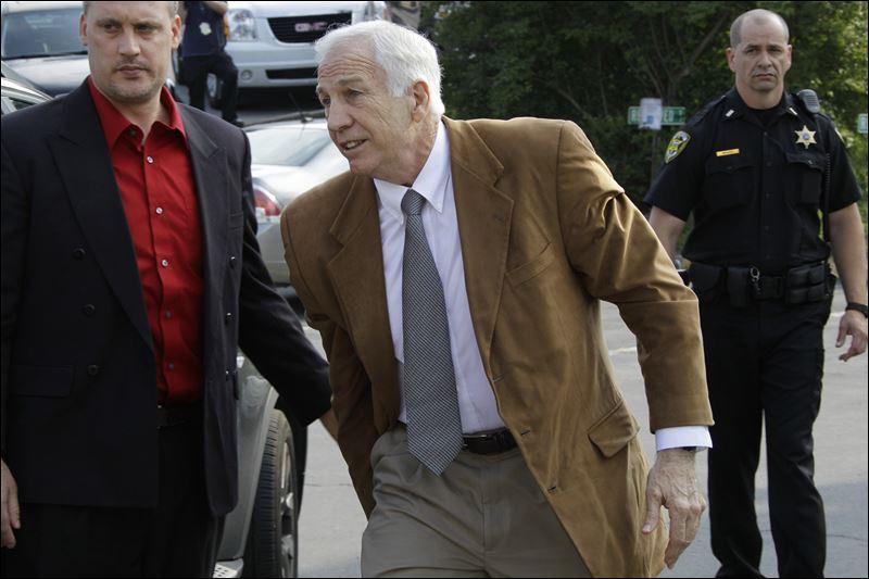 Jury deliberating Sandusky's fate listens again to Penn St ...