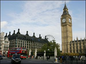The St. Stephen's clock tower, popularly known as 'Big Ben' is being renamed Elizabeth Tower.
