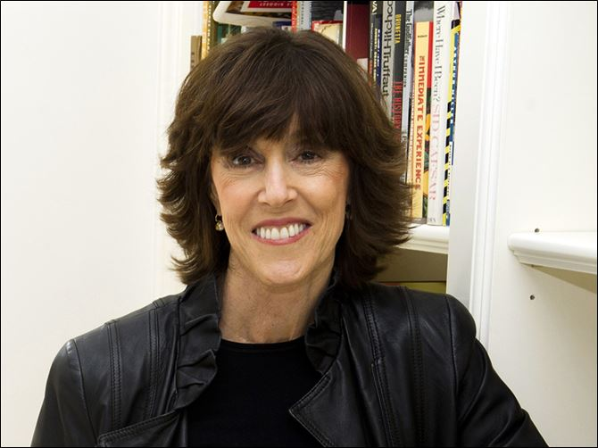 Author, screenwriter and director Nora Ephron  Author, screenwriter and director Nora Ephron at her home in New York. Publisher Alfred A. Knopf confirmed Tuesday