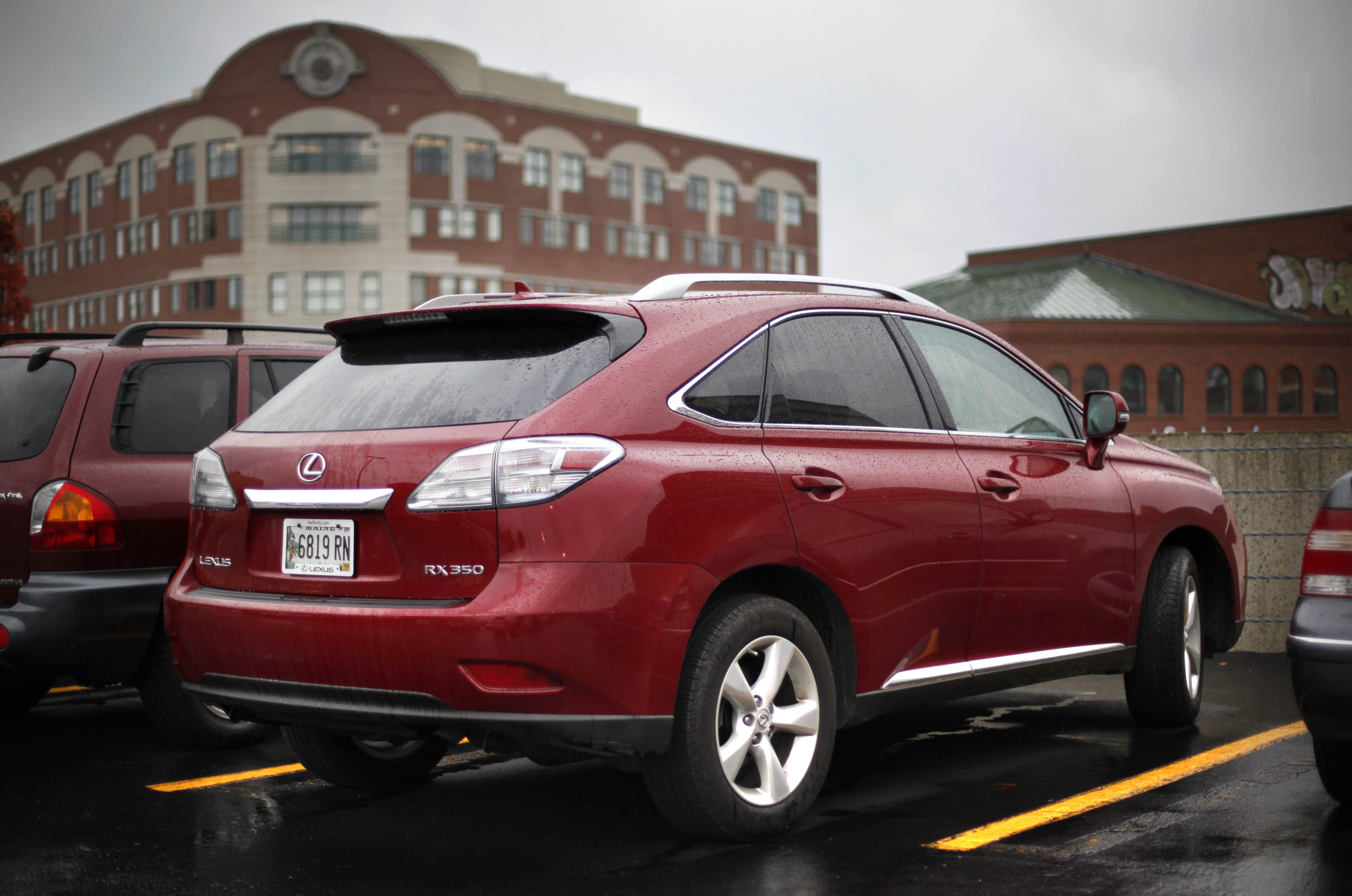 Toyota To Recall Lexus Suvs Floor Mats Can Trap Gas Pedal