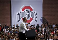 Obama-to-tout-job-creation-at-Ohio-stops
